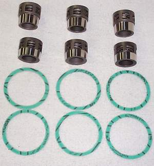 P509127,  5283588  130,135,125  SPRAY PUMP  VALVE KIT As Seen In...
