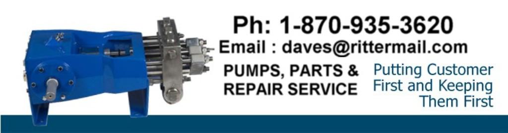 Fmc Plunger Pump Spec Sheet