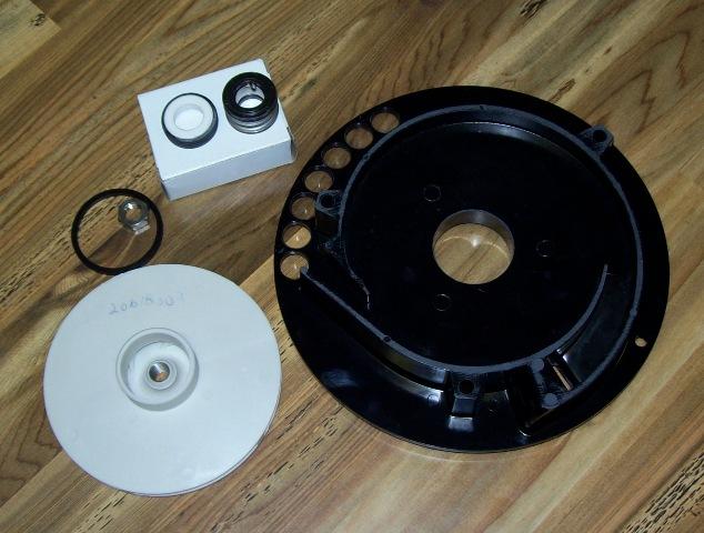 Myers Qp15 Pump Impeller Diffuser Amp Seal Kit