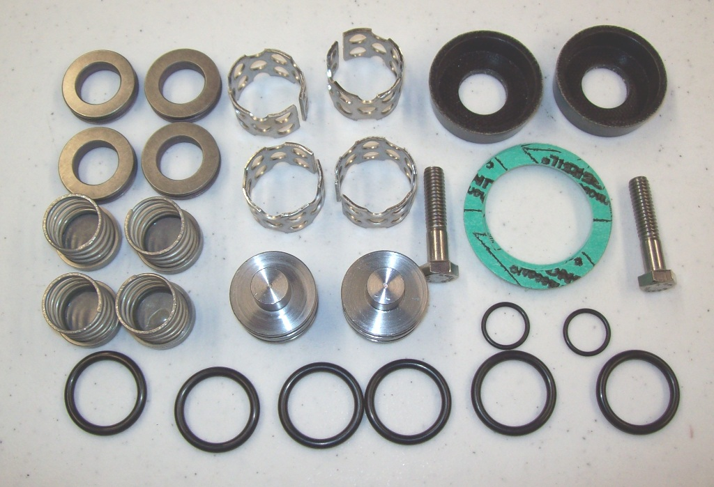 R1010 FMC BEAN FLUID END PUMP KIT As Seen In...