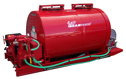 John Bean Sprayer Tank Parts