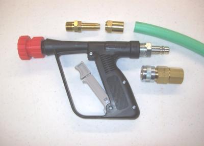 Custom Build Your  BIG RED  LAWN SPRAY GUN FIELD KIT